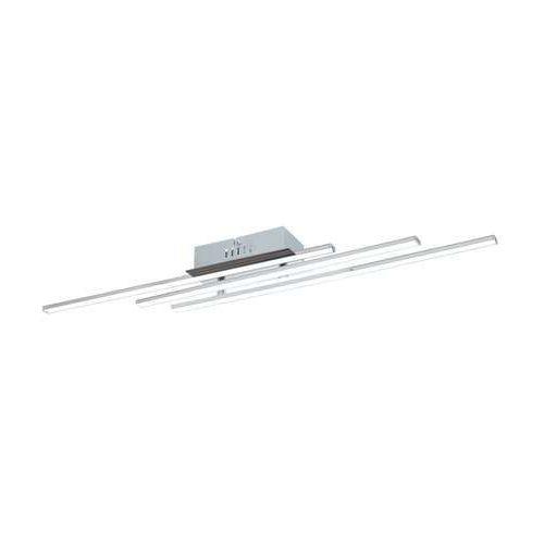 PARRI 96316 LAMPA SUFITOWA NOWOCZESNY PLAFON EGLO LED, kolor chrom