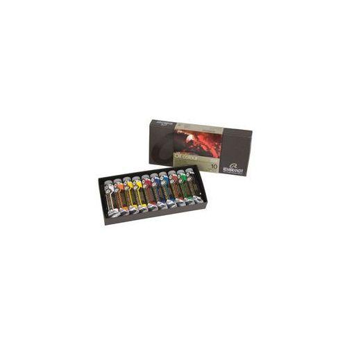 Talens Rembrandt Farby olejne 10x15ml z kategorii Farby olejne