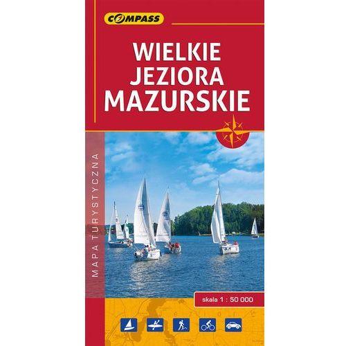 Wielkie Jeziora Mazurskie, Compass