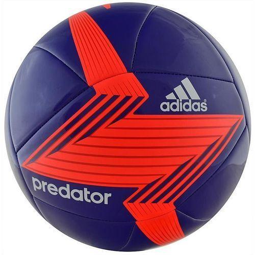 Piłka nożna Predator Glider rozmiar 5 Adidas - Fioletowy - fioletowy z kategorii Piłka nożna