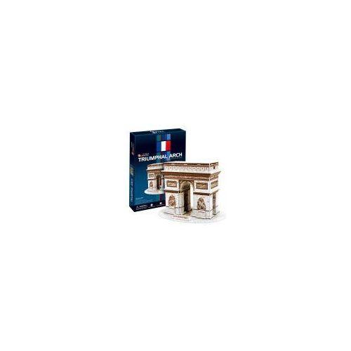 Puzzle 3d łuk triumfalny - poznań, hiperszybka wysyłka od 5,99zł! marki Cubicfun