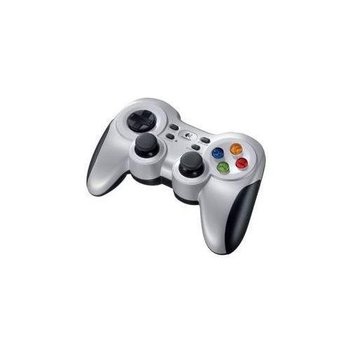 Gamepad  f710 wireless pro pc (940-000145) srebrny marki Logitech