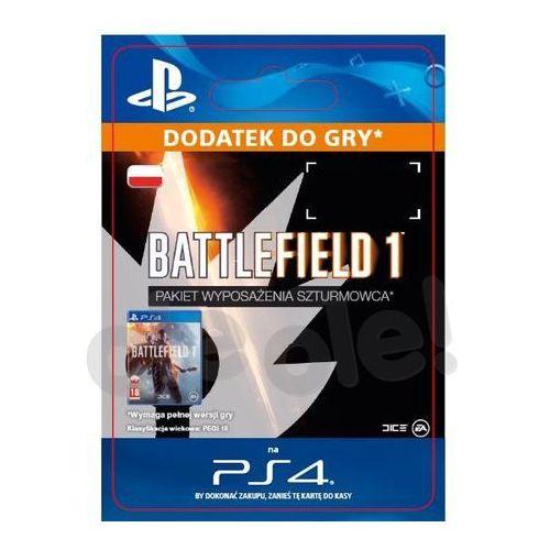 Sony Battlefield 1 - pakiet wyposażenia szturmowca [kod aktywacyjny]
