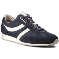 Boss Sneakersy - orland 50383637 10206553 01 dark blue 401