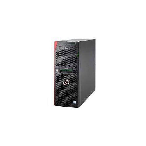 """Serwer Fujitsu TX 1330 M4 / 6C(12T) Xeon 3.5 GHz E-2146G / 16GB DDR4 / 8x HDD 3,5"""" / sprzętowy kontroler z RAID 5,6 i 2GB cache / 2xPSU 450W / 5 lat gwarancji w miejscu instalacji NBD, LKN:T1334S0004PL"""