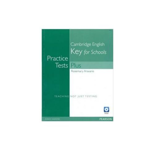 Practice Tests Plus KET for Schools bez Klucza + Multi-ROM + MP3/CD