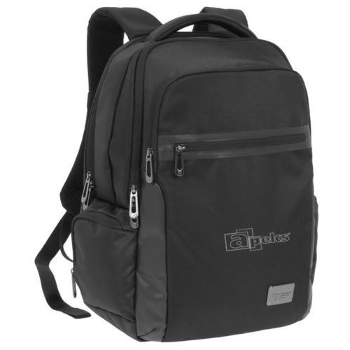 "Roncato desk plecak miejski na laptopa 15,6"" / black"