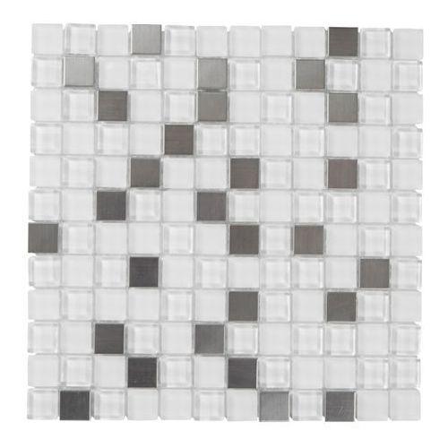 Colours Mozaika prate 32 x 32 cm biała (3663602994367)