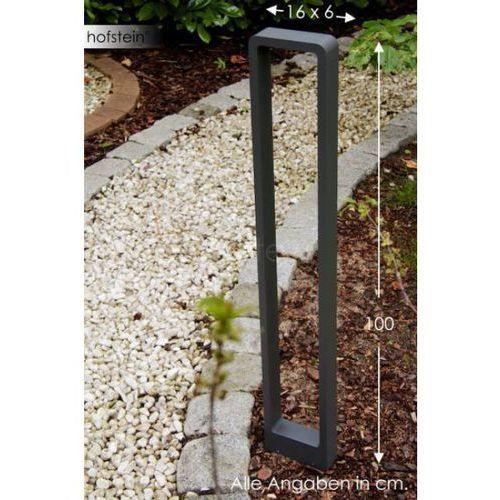 Trio reno zewnętrzna lampa stojąca led antracytowy, 1-punktowy - nowoczesny/design - obszar zewnętrzny - reno - czas dostawy: od 3-6 dni roboczych (4017807259087)