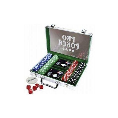 Albi Poker deluxe. 200 żetonów