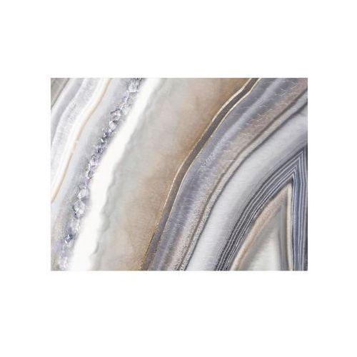 Styler Obraz na szkle grey agat 120 x 80 cm (5902841515093)