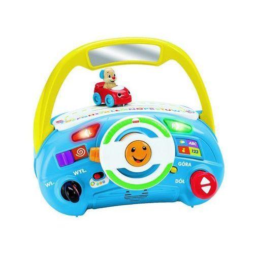 kierownica szczeniaczka poziomy nauki wersja pl dpm84 marki Fisher price