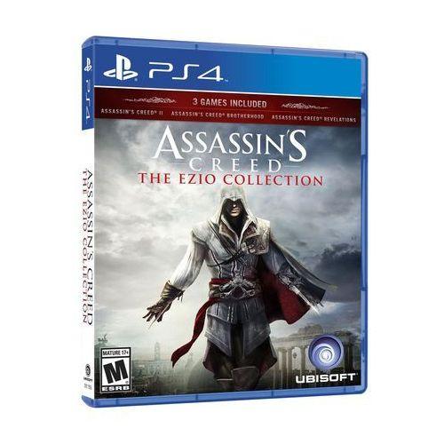 Assassin's Creed The Ezio Collection, wersja językowa gry: [polska]