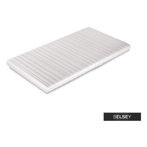 Selsey materac nawierzchniowy vanilla memory foam - grubość 6 cm