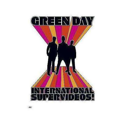 Green Day - INTERNATIONAL SUPERVIDEOS!, 7599385502