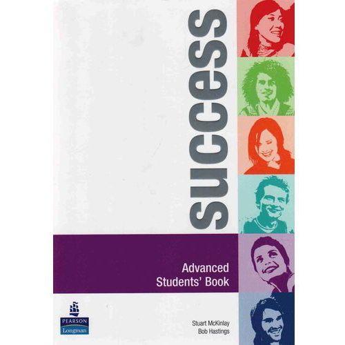Matura Success Advanced Student's Book CD Gratis LONGMAN, oprawa broszurowa