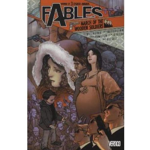 Fables - March of the Wooden Soldiers (9781401202224)