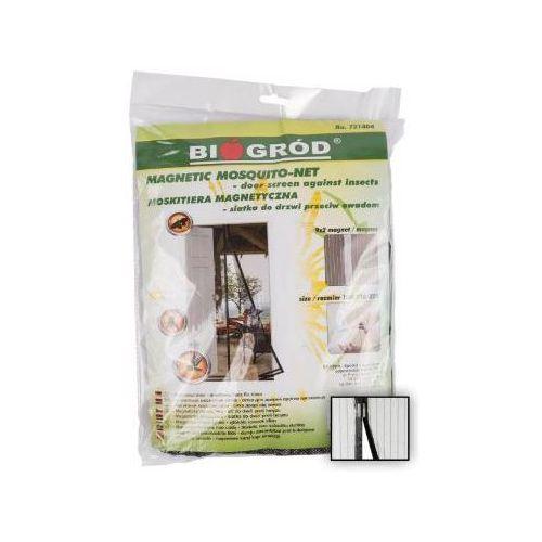 Bioogród Moskitiera  magnetyczna do drzwi 1x2,1/2.2 m