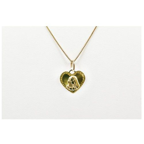 Saxo Biżuteria damska ze złota pr.585 14 karat zawieszka złota zz.a.075.01