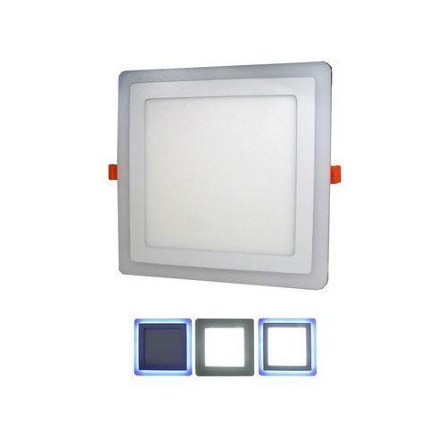 LED Oprawa wpuszczana LED/15W+LED/5W 4000K (8595118875234)