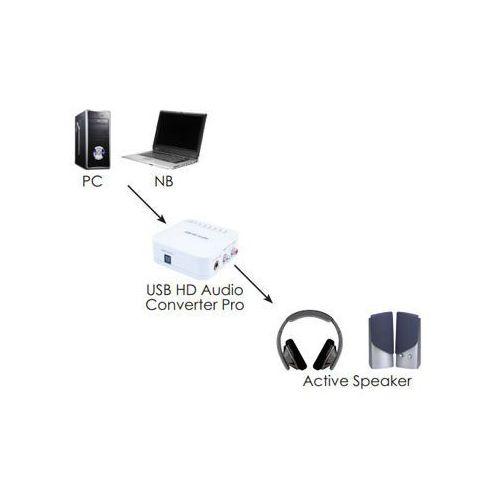 Cypress DCT-16 Konwerter audio USB HD Pro Win, Mac