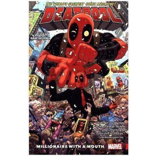 Deadpool Vol. 1, Duggan, Gerry