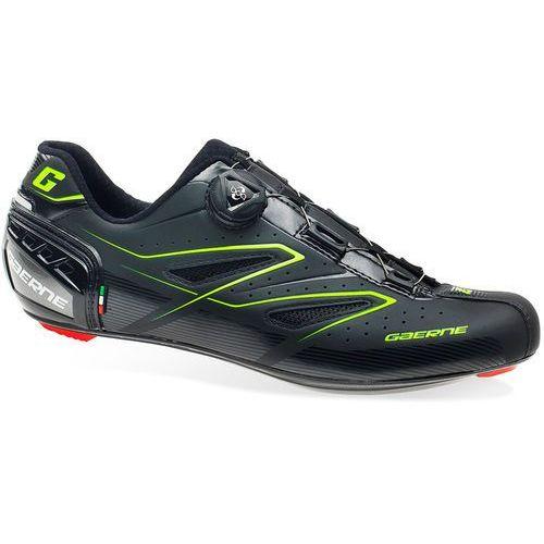 carbon g.tornado buty mężczyźni czarny us 8 (42) 2018 buty rowerowe marki Gaerne