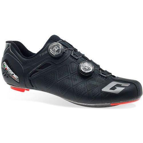 carbon g.stilo + buty mężczyźni czarny 46 2018 buty rowerowe, Gaerne