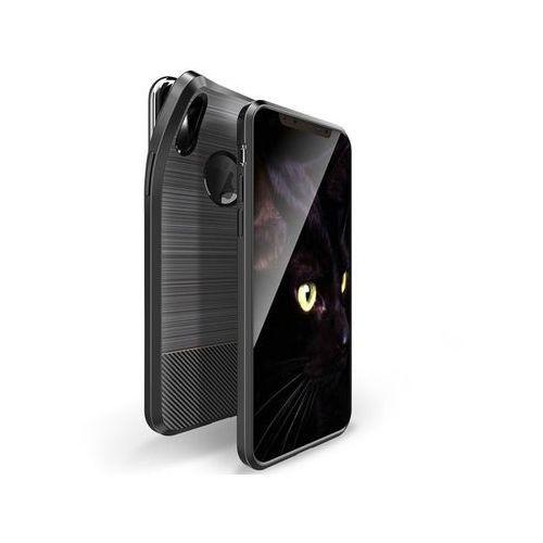 Etui Dux Ducis Mojo magnes Apple iPhone X czarne (6934913091739)