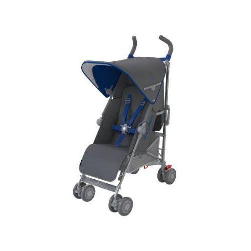 wózek spacerowy quest sport charcoal/harbour blue, marki Maclaren