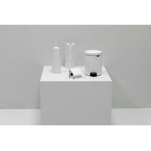 Podajnik do papieru toaletowego biały - Brabantia (8710755280528)