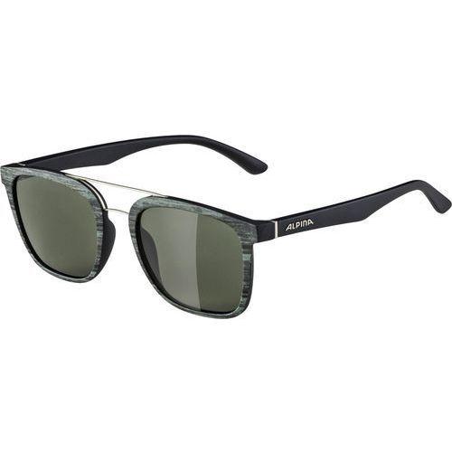 Alpina Nowe okulary przeciwsłoneczne bakina caruma i green/black matt
