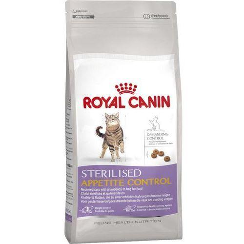 8 kg / 10 kg Royal Canin + 2 x Feringa Sticks, indyk i jagnięcina, 18 g - Sterilised Appetite Control, 10 kg| Darmowa Dostawa od 89 zł i Super Promocje od zooplus!