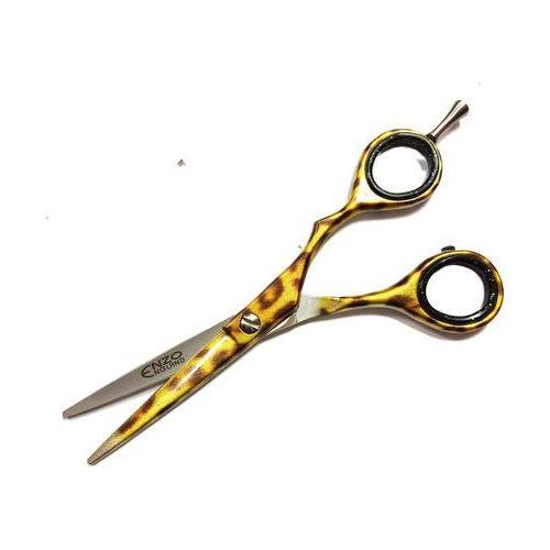 Nożyczki fryzjerskie 5,5 leopard offset colored enzo n41-ee marki Enzo england