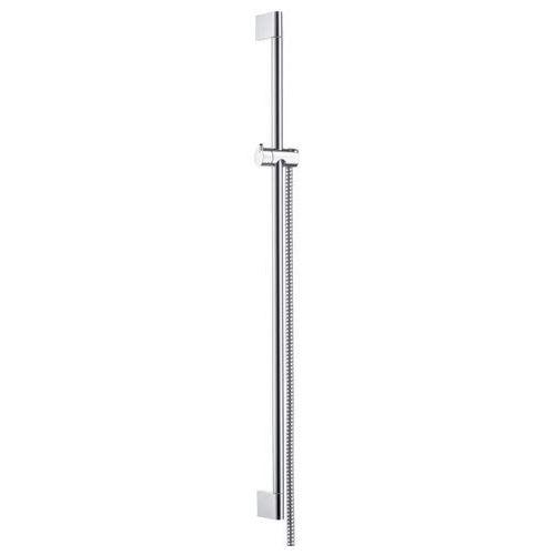Hansgrohe unica' crometta drążek prysznicowy 0,90 m, z wężem prysznicowym metaflex 1,60 m dn15 27 (4011097570167)