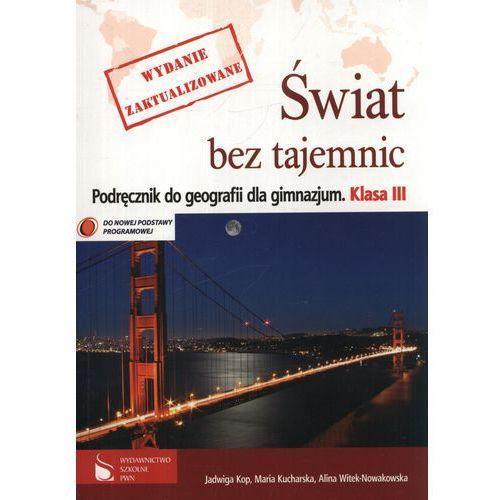 Świat bez tajemnic 3 Podręcznik (216 str.)