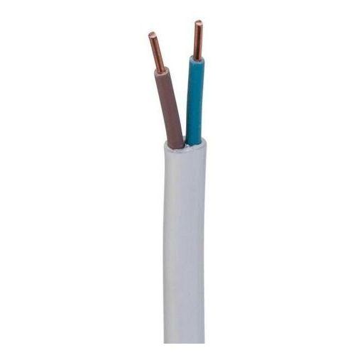 Kabel instalacyjny AKS Zielonka YDYp 2 x 2,5 mm2 450/750 V 5 m (5901602191767)