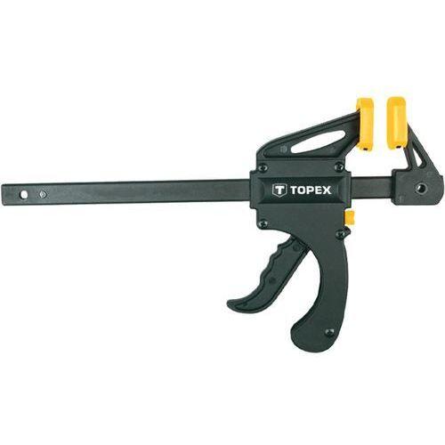 Ścisk automatyczny TOPEX 12A520 200 x 50 mm + Zamów z DOSTAWĄ JUTRO! (5902062125200)