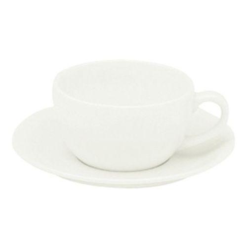 Filiżanka elegancka porcelanowa poj. 320 ml dove marki Porland