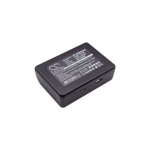 GoPro Hero 5 / BC-GP5C ładowarka zewnętrzna 3x USB (Cameron Sino), DF-GDB501DH