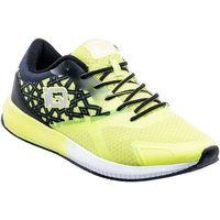 IQ buty sportowe męskie Icharo Black/Lime 44, kolor czarny