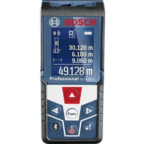 Bosch professional glm 50 c - produkt w magazynie - szybka wysyłka! (3165140822909)