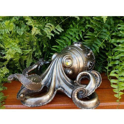 Veronese Figurka szkatułka ośmiornica steampunk (wu76585a4)