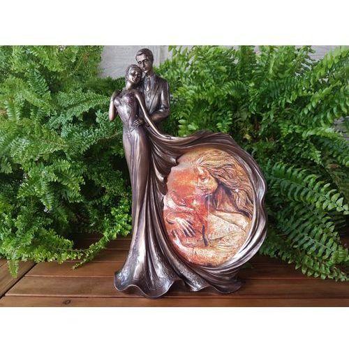 Przepiękna ramka na zdjęcie ślubne (wu74623a4) marki Veronese