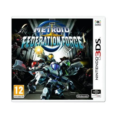 Gra 3DS Metroid Prime: Federation Force