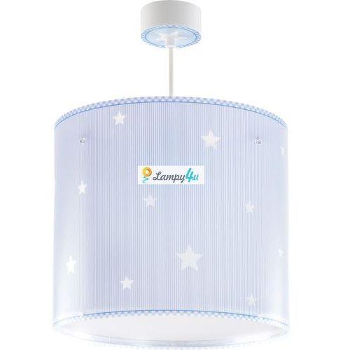 Dalber Klik 62012t - dziecięca lampa wisząca sweet dreams 1xe27/60w/230v