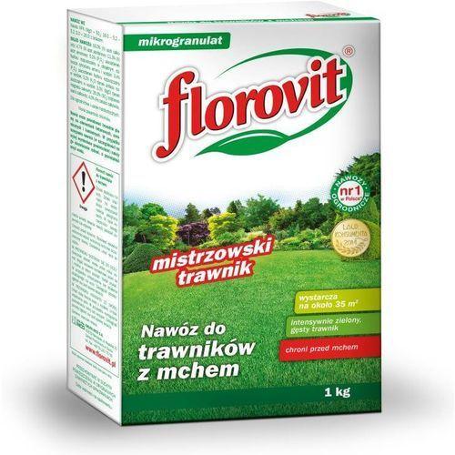 Nawóz do traw z mchem 1 kg. marki Florovit