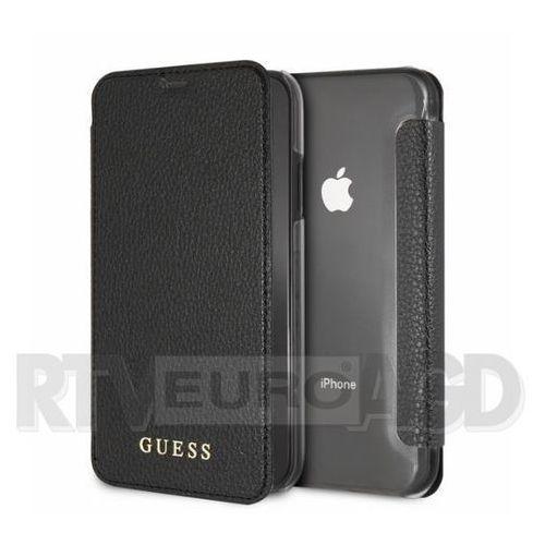 Guess GUFLBKI61IGLTBK iPhone Xr (czarny) (3700740437612)