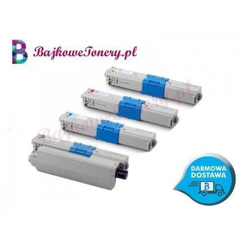 Bajkowetonery.pl Toner premium zamiennik do oki 44973535, niebieski, c301, c321, mc342, mc332