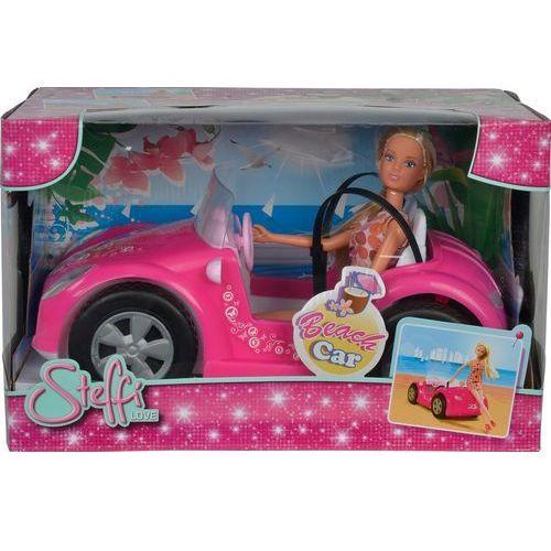 Simba Steffi w kabriolecie
